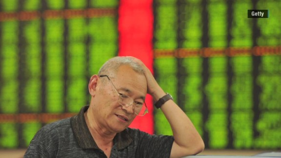 China's economy is getting sick. Will it infect America?