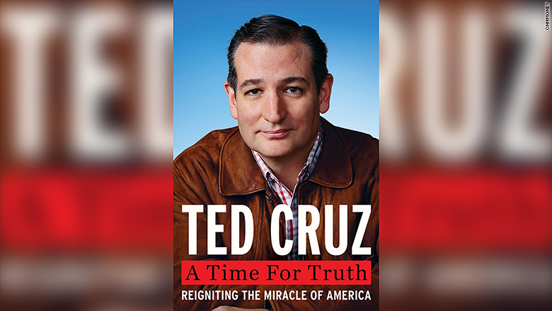 ted cruz book