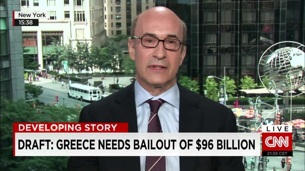 Rogoff: Temporary 'Grexit' can work