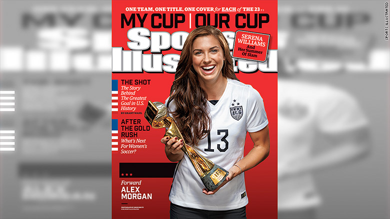 si alex morgan