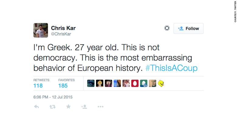 greece twitter