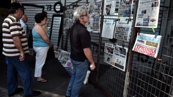 Greek bailout: Europe strikes deal after marathon talks