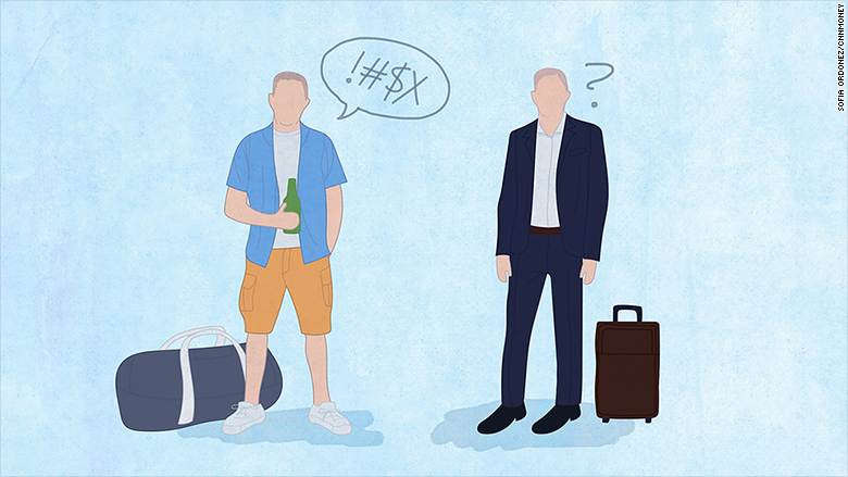 business travel etiquette