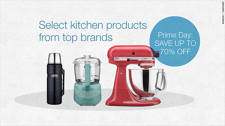 amazon prime day kitchen
