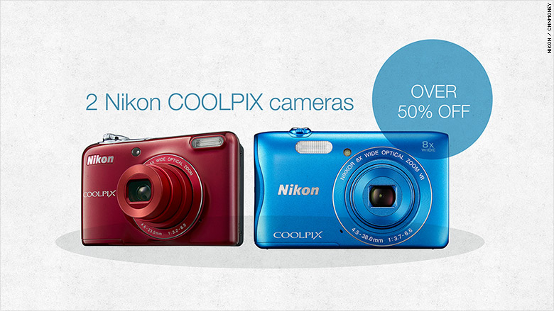 Amazon Nikon Cameras See Products That Amazon And Walmart Are Slashing Prices On Cnnmoney