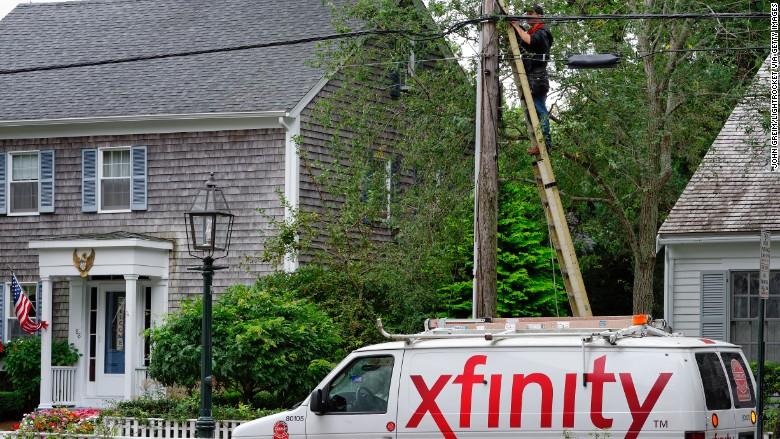 xfinity comcast service