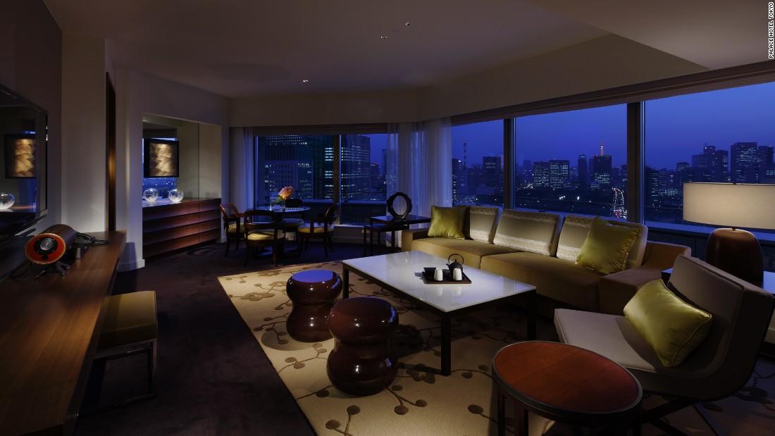 Hotel Room Tax In Tokyo