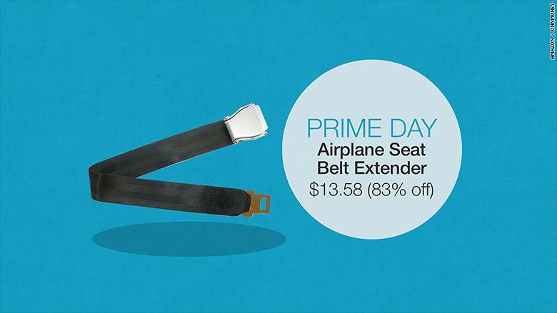 amazon prime day seatbelt