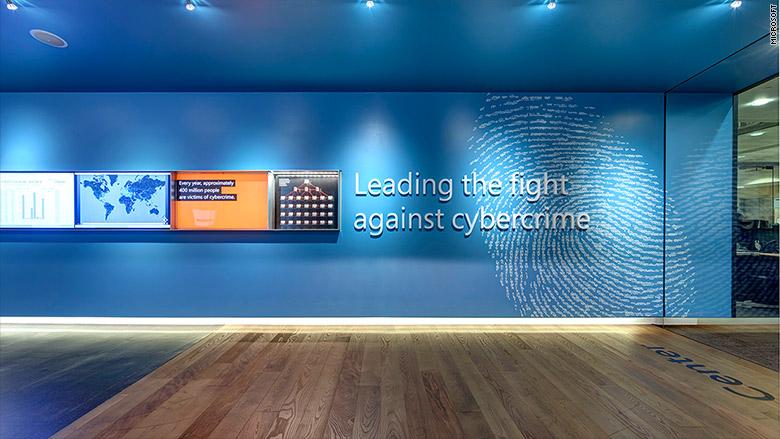 microsoft cybercrime print
