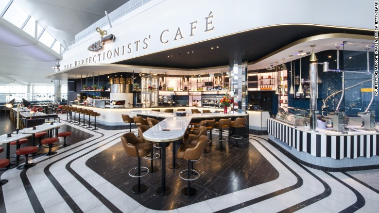 airport restaurants - the perfectionist 1
