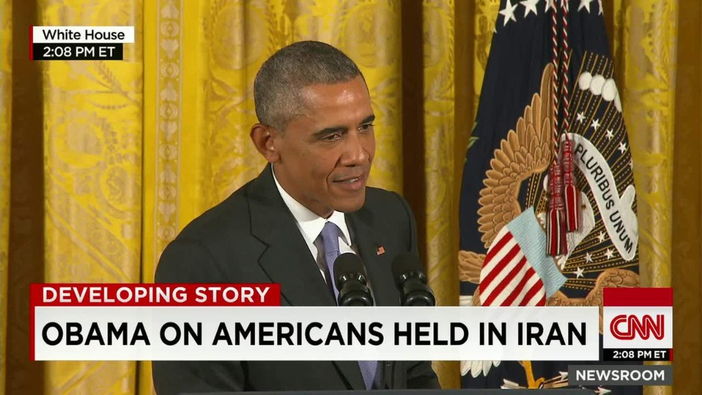 Obama calls reporter's Iran suggestion 'nonsense'