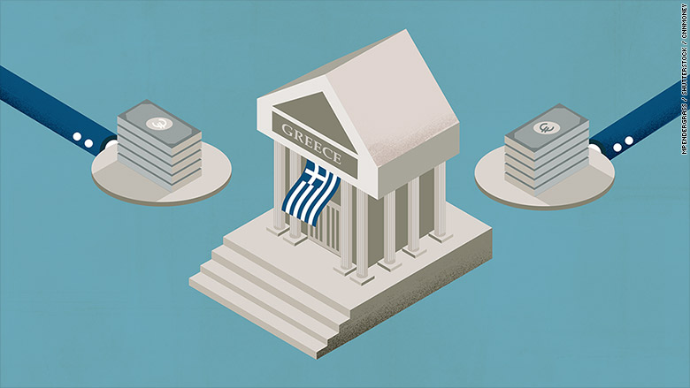 Greece: Third bailout to start Thursday