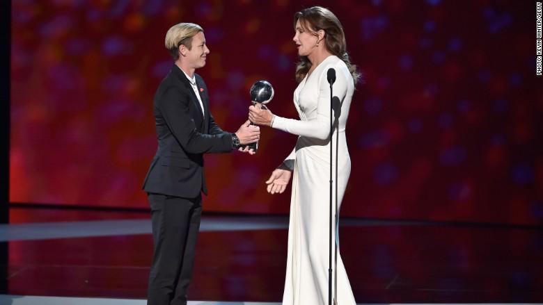 Caitlyn Jenner award ESPYS