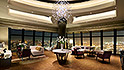 Club lounge Fairmont baku living