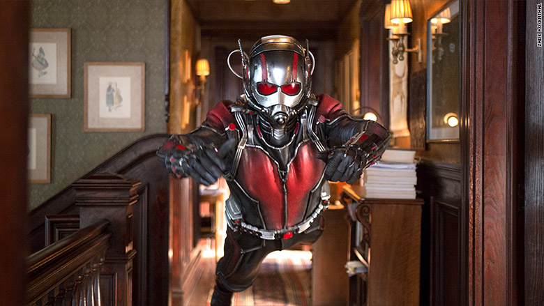 ant man flying