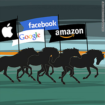 Why you need to own the Four Horsemen of Tech