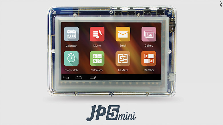 jp5mini hr