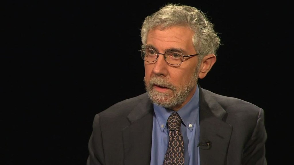 Krugman: My money is on a Grexit