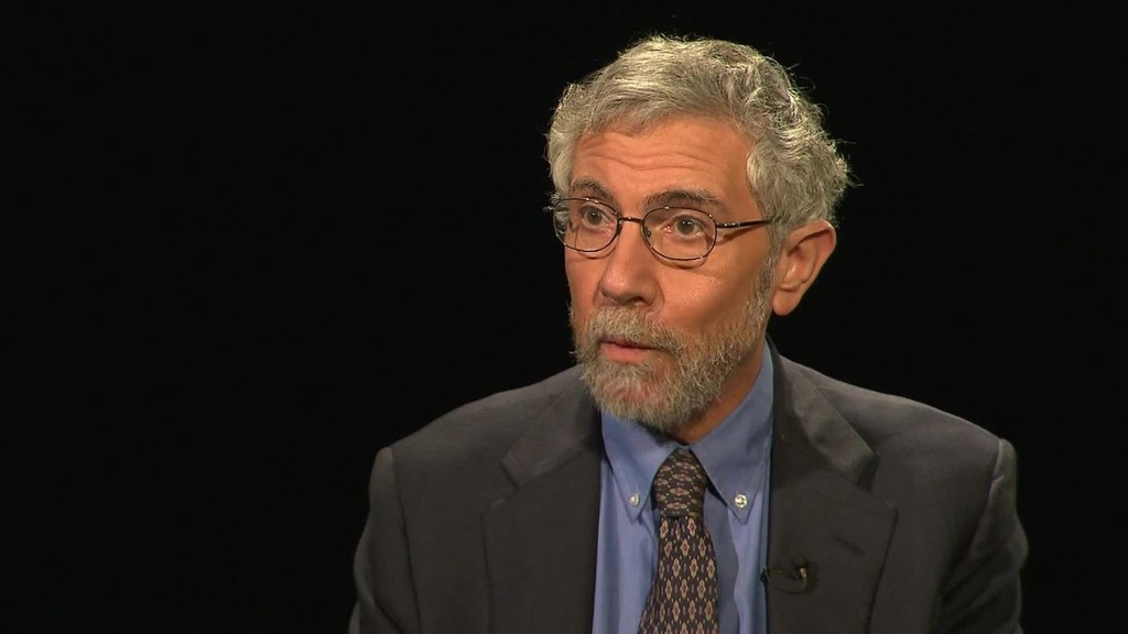 Krugman: Puerto Rico is no Greece