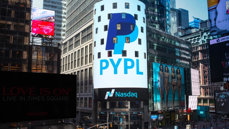 PayPal Nasdaq