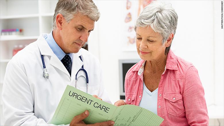 urgent care bill
