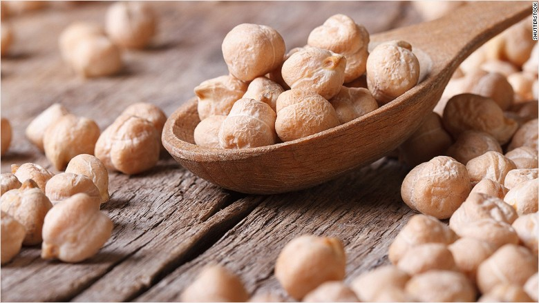 chick peas protein
