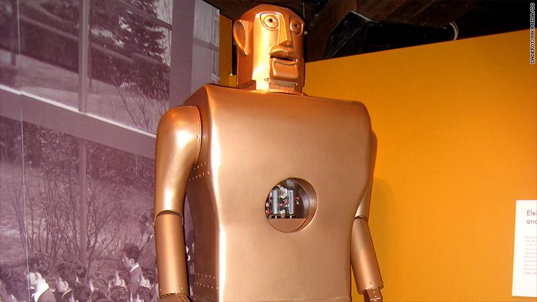 gallery robots