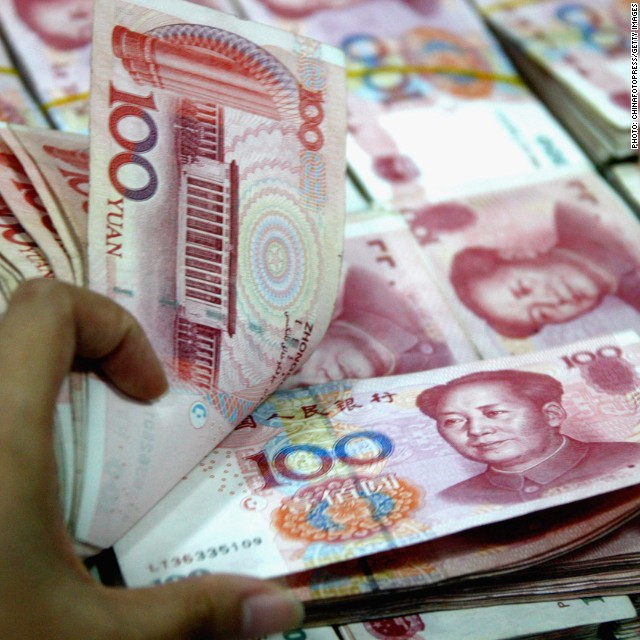 China has spent $236 billion on its market bailout