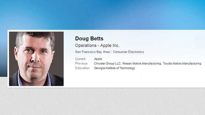 doug betts linkedin profile
