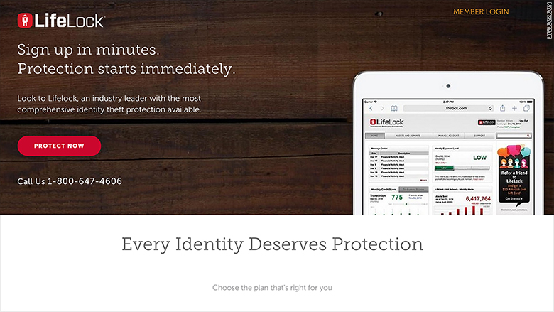 Ftc Lifelock Protection Service Doesnt Live Up To Its Name