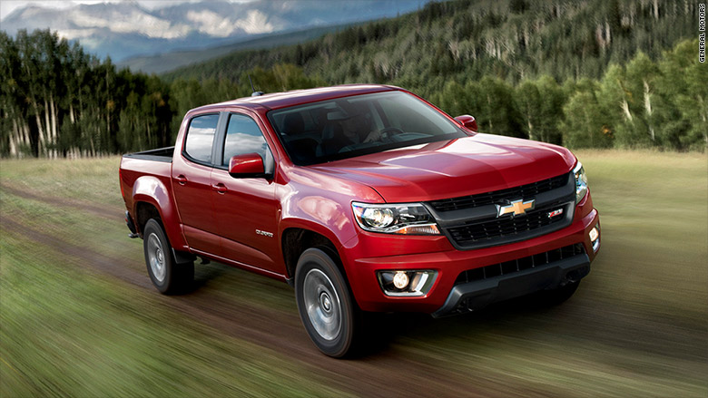 category midsize pickup winner chevrolet colorado chevrolet corvette beats porsche 911 in latest j d power survey cnnmoney cnn business