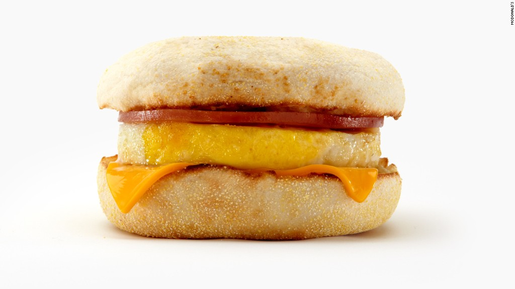 McDonald's all-day breakfast a hit with customers