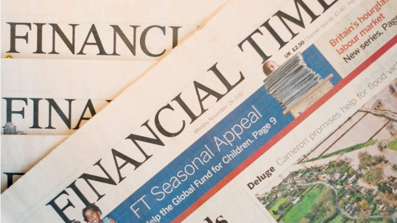 financial times sale