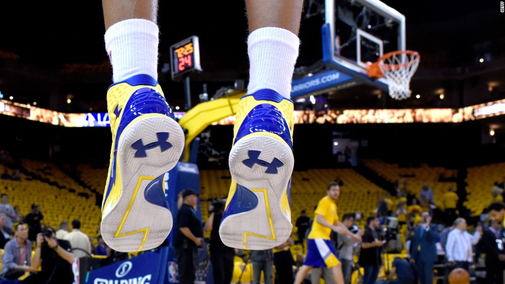 5 stunning stats about Under Armour