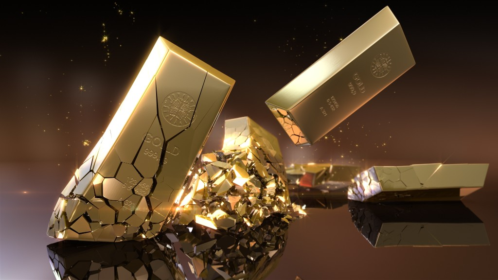Gold is no longer glittering. Here's why