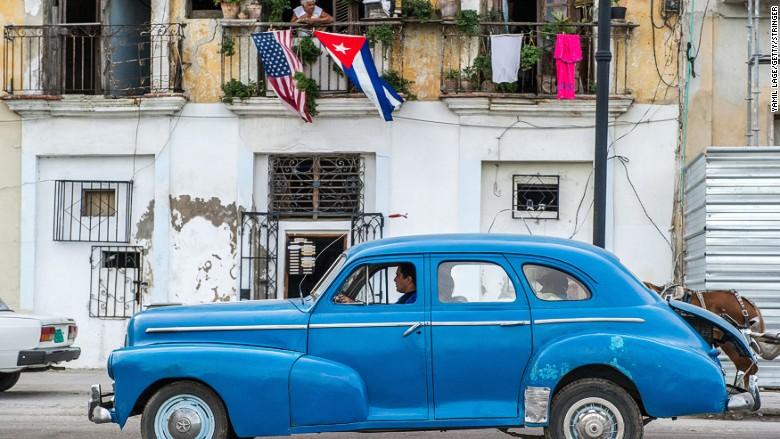 Cuba travel tourism