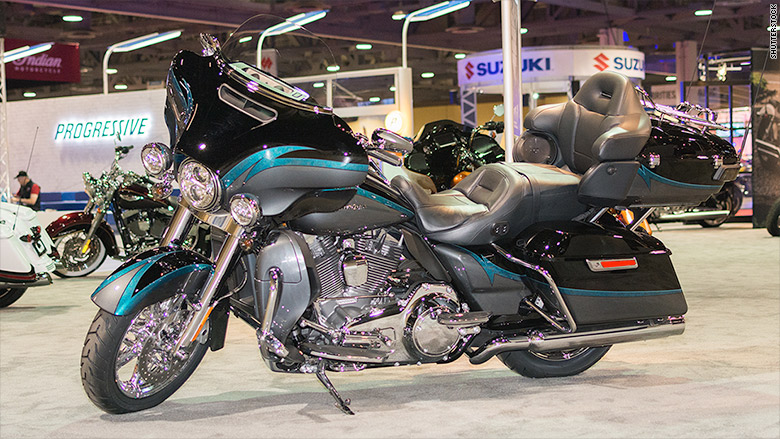2015 harley electra glide ultra classic