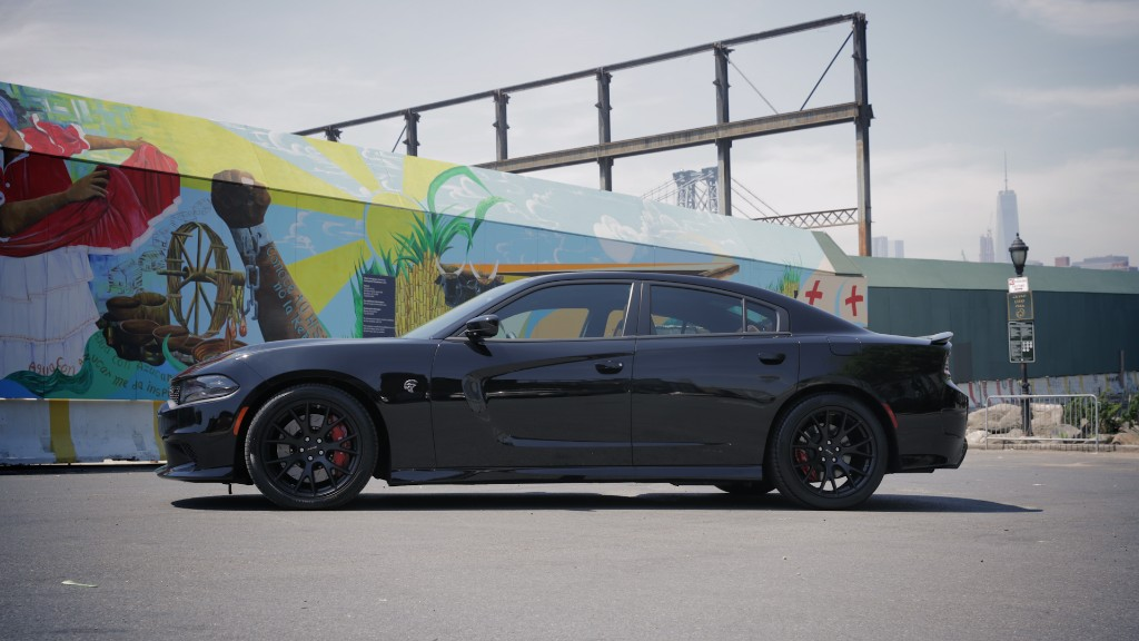 This is the fastest sedan you can buy