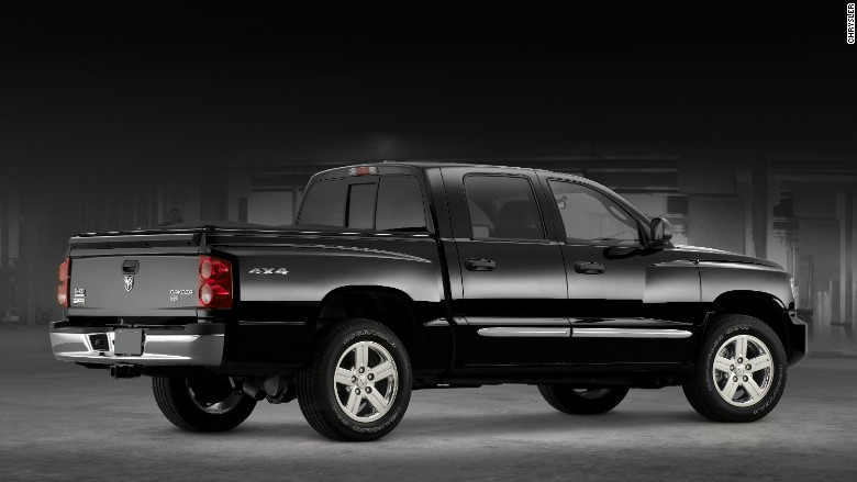 chrysler recall 2011 dodge dakota