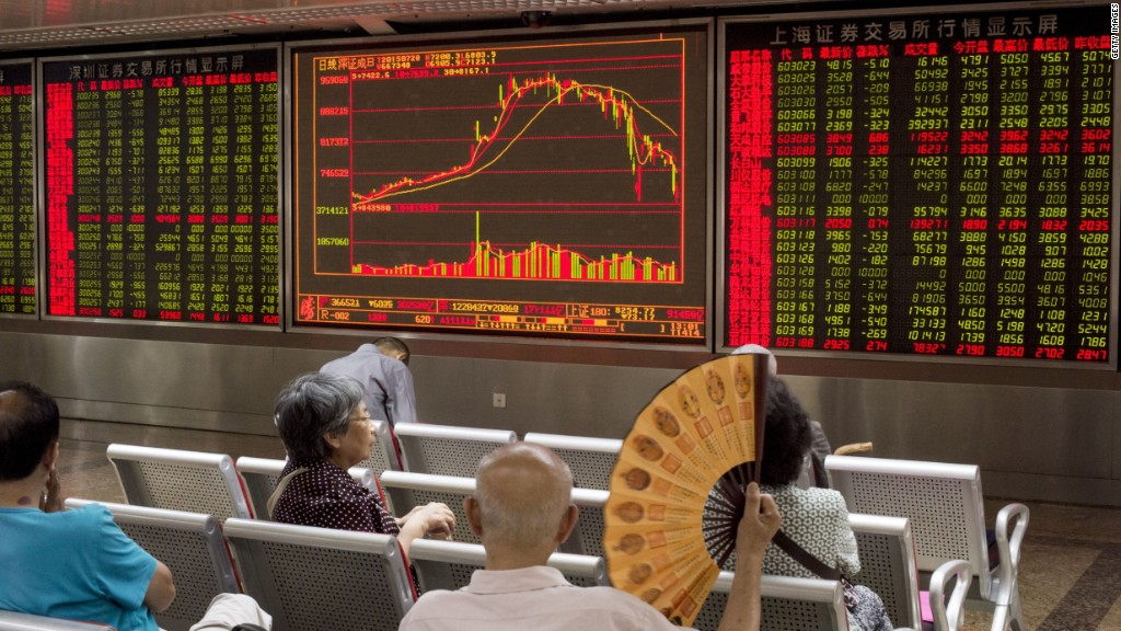 China's stock market gets a reality check