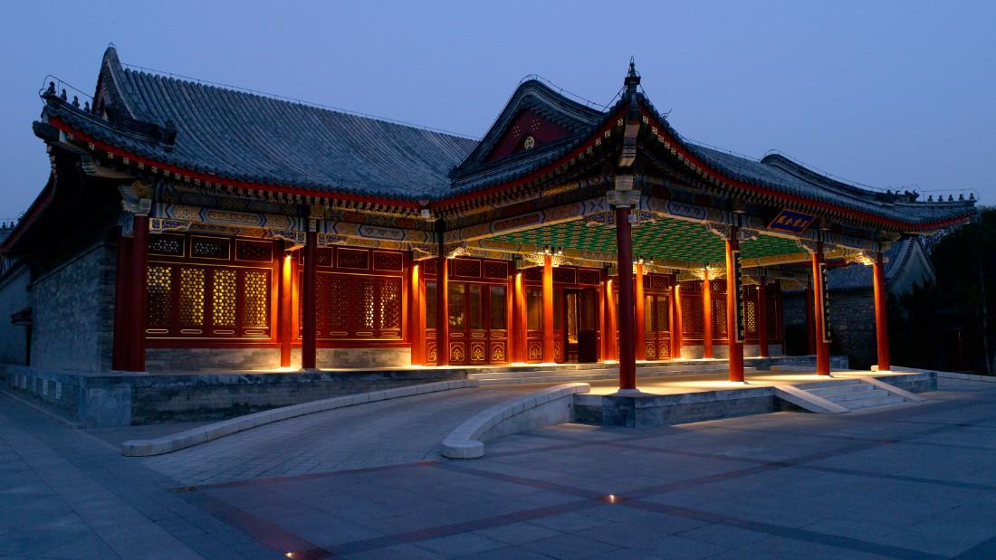 aman at summer palace beijing ext
