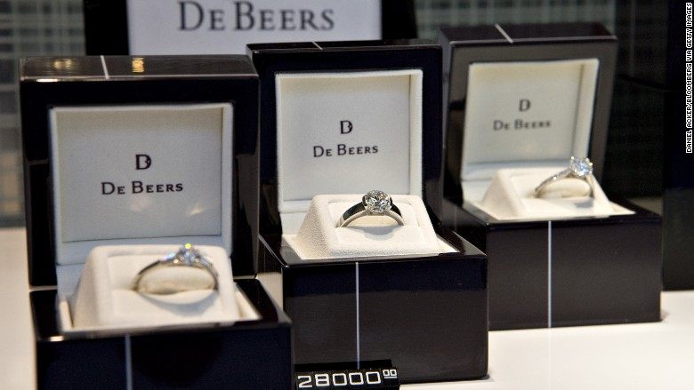 diamond rings engagement