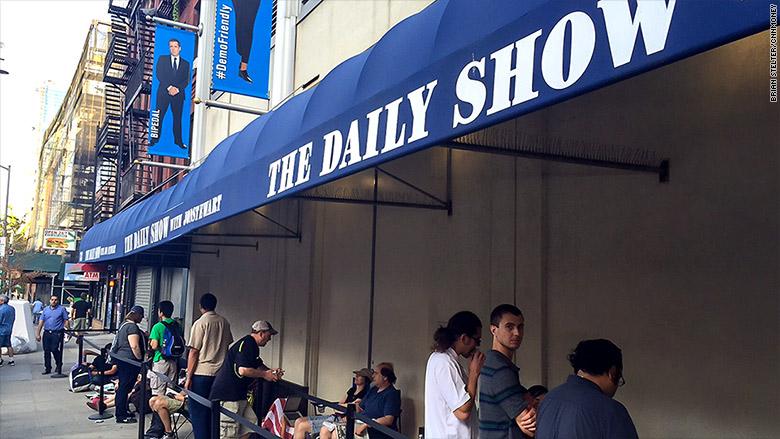 daily show studio last show
