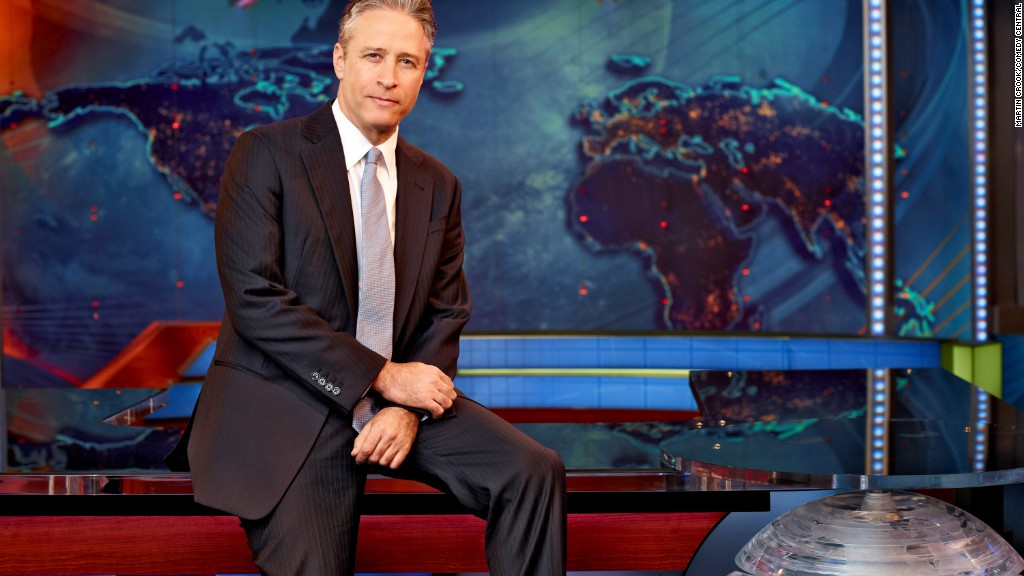 The best of Jon Stewart's final 'Daily Show'