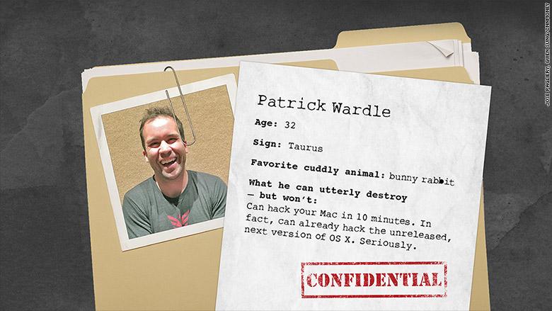 super hacker profile patrick wardle