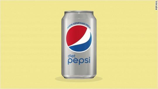Diet Pepsi Replaces Aspartame With