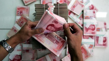 Why did China crash the yuan?