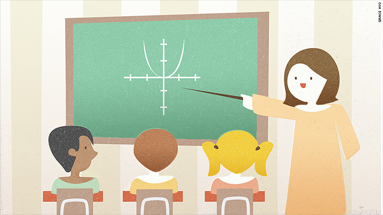 teach for america illustration