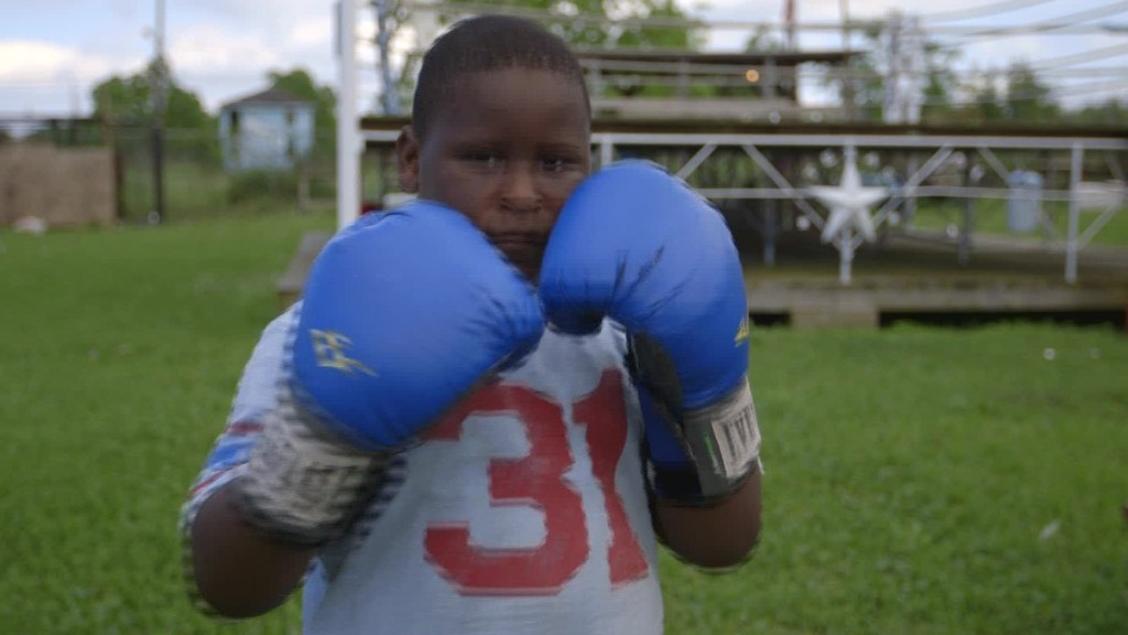 These kids fight to move forward