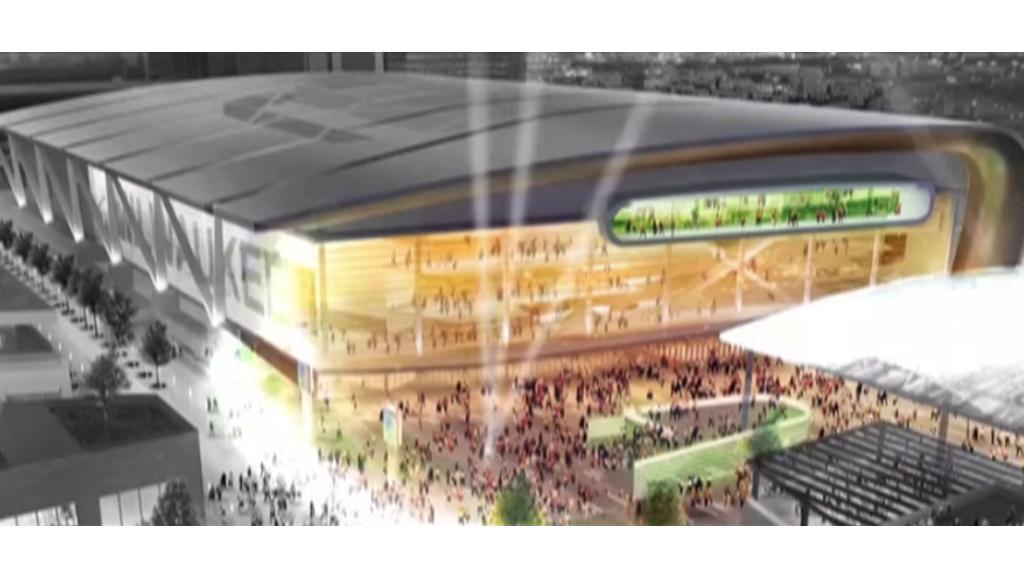 Scott Walker approves millions for new arena